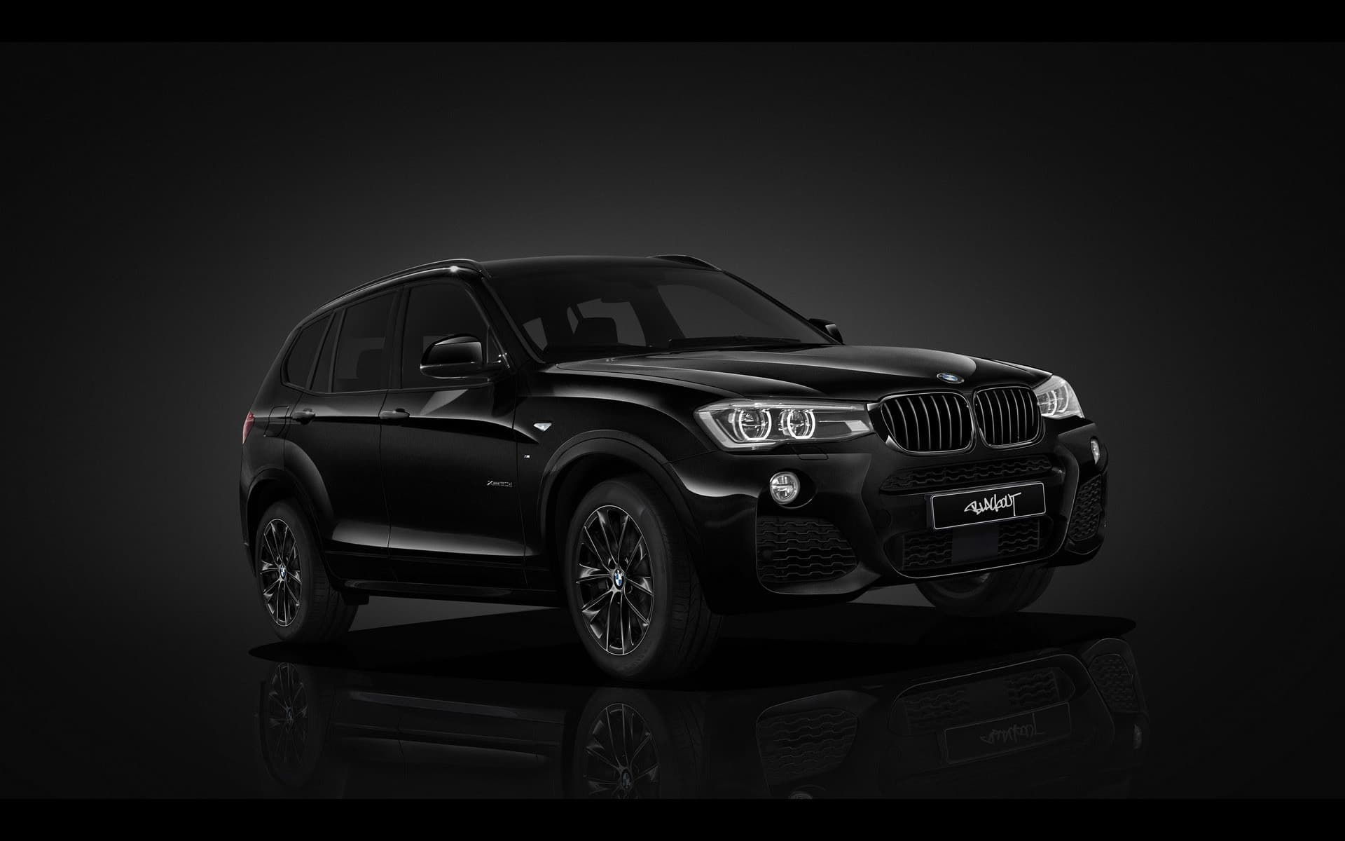 Bmw X3 2017 Wallpapers Hd Black White Silver