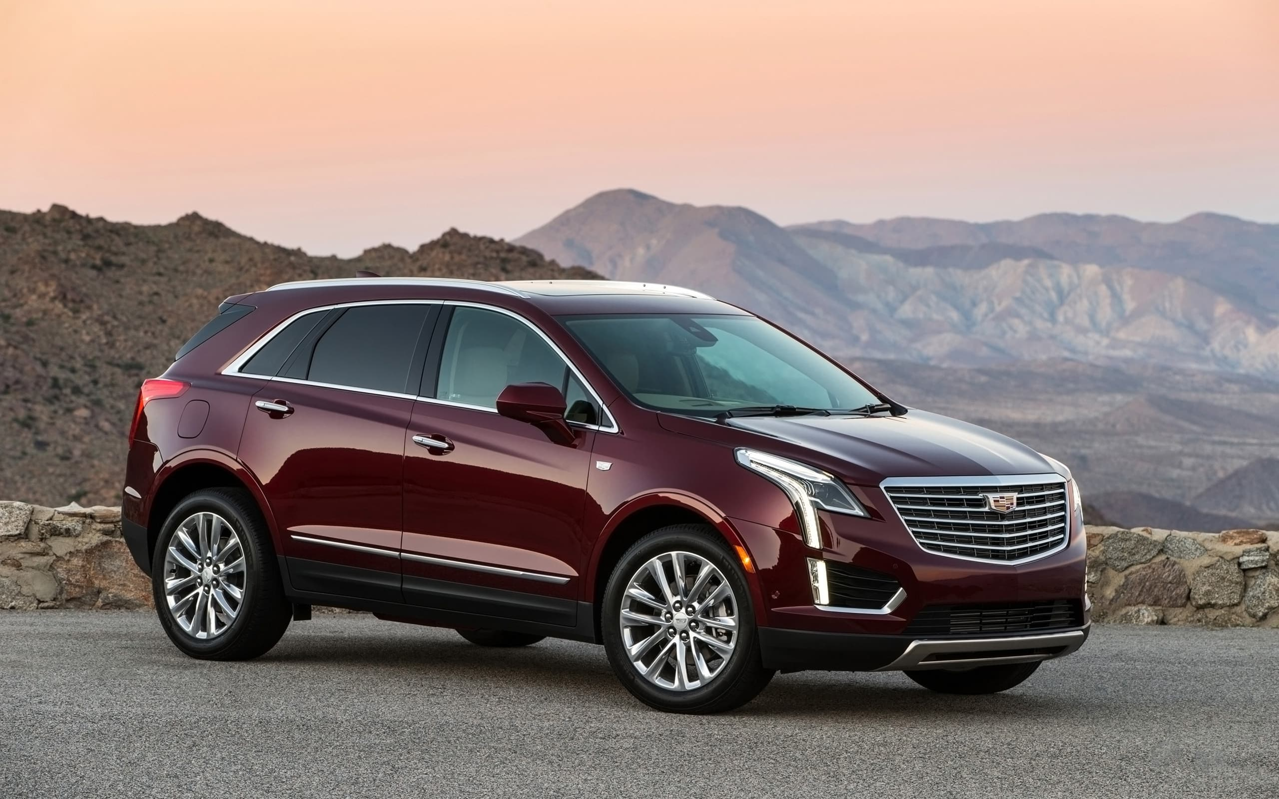 2017 cadillac xt5 wallpapers hd suv black red white silver. Black Bedroom Furniture Sets. Home Design Ideas
