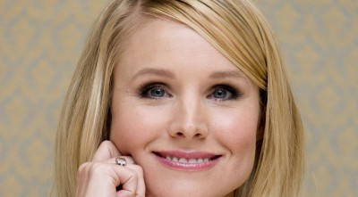 Cute Kristen Bell HQ wallpaper