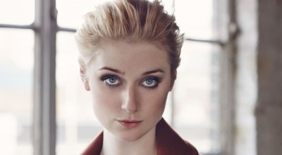Eyes Makeup Elizabeth Debicki Desktop Background