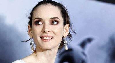 happy Winona Ryder desktop