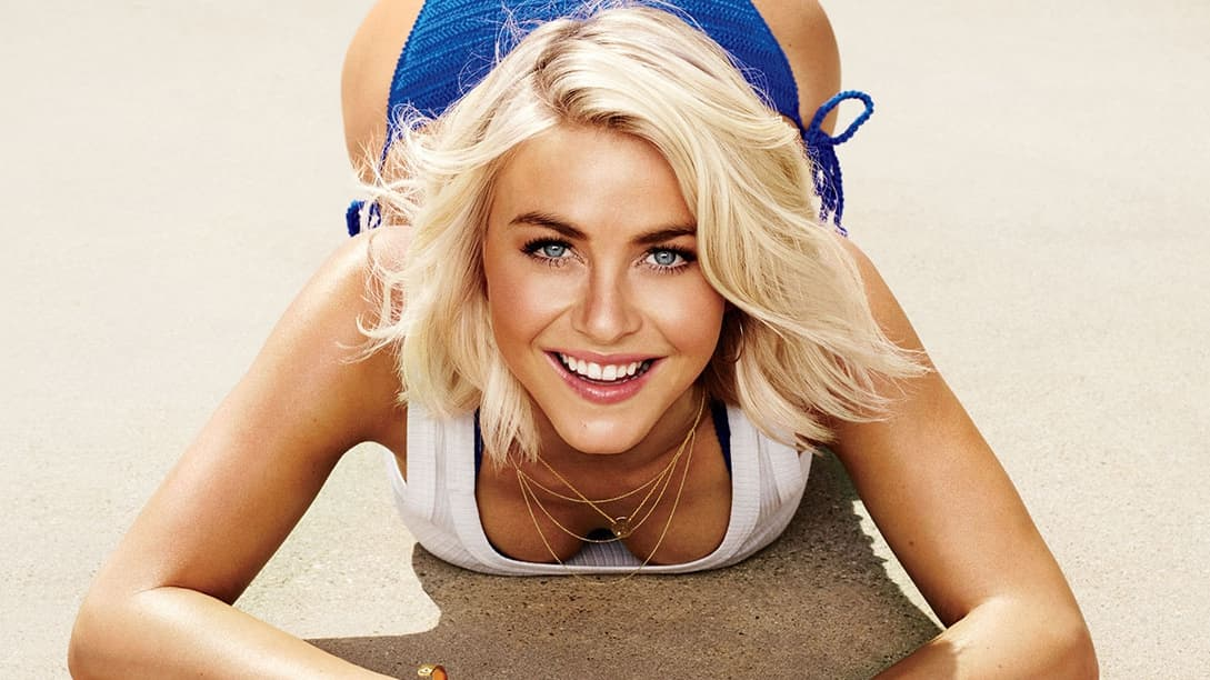 Happy Julianne Hough background HD