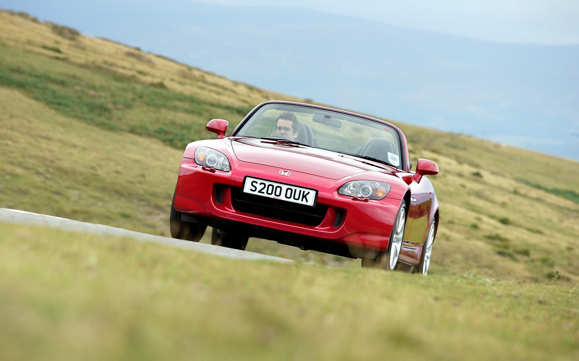 HD 2003 Honda S2000 wallpaper