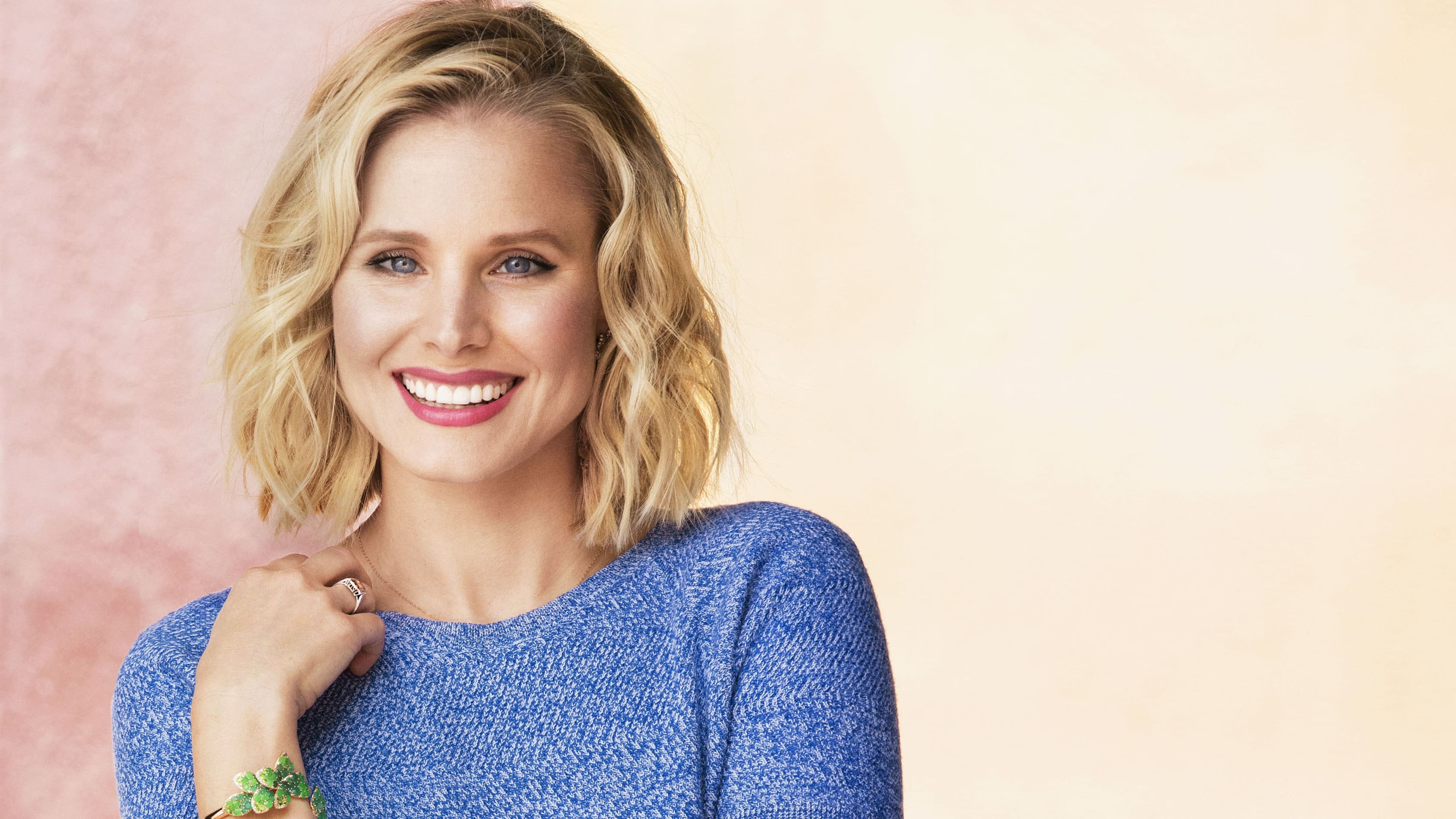 HD Beautiful Kristen Bell wallpaper