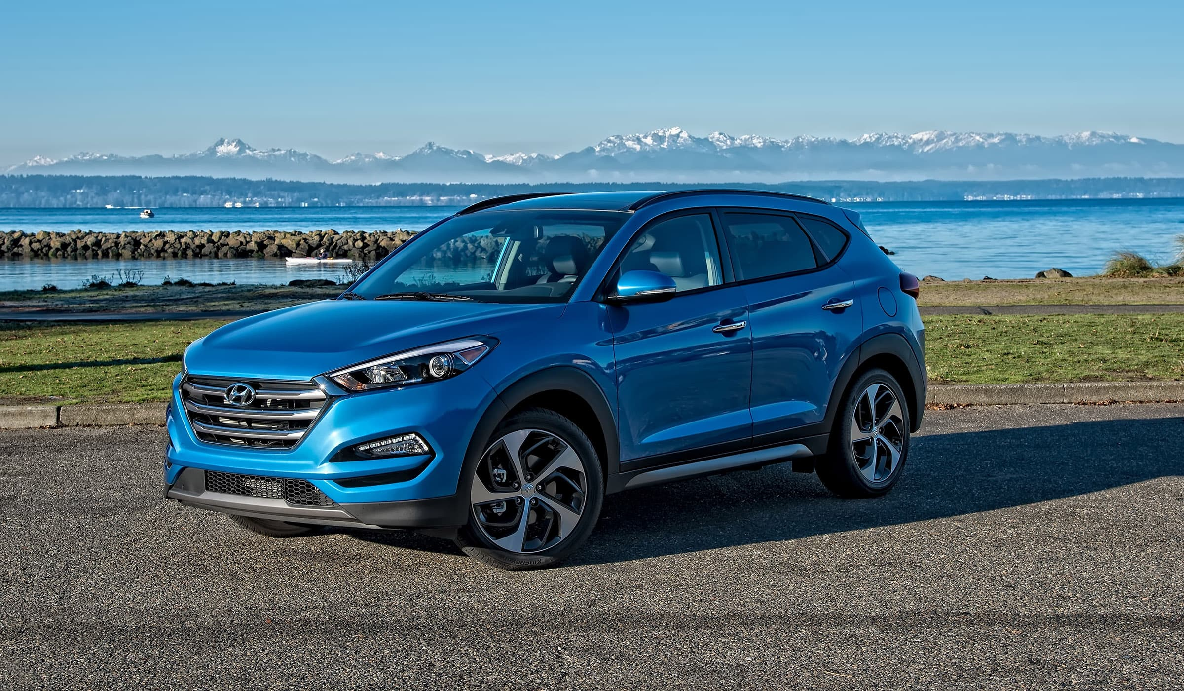 Hd Hyundai Tucson Blue Wallpapers High Quality on 2016 Buick Enclave