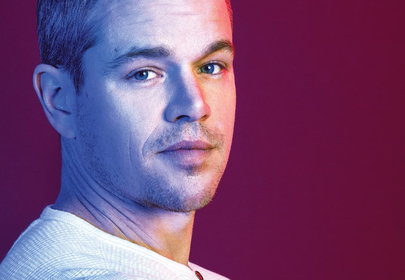 Matt Damon HQ wallpaper