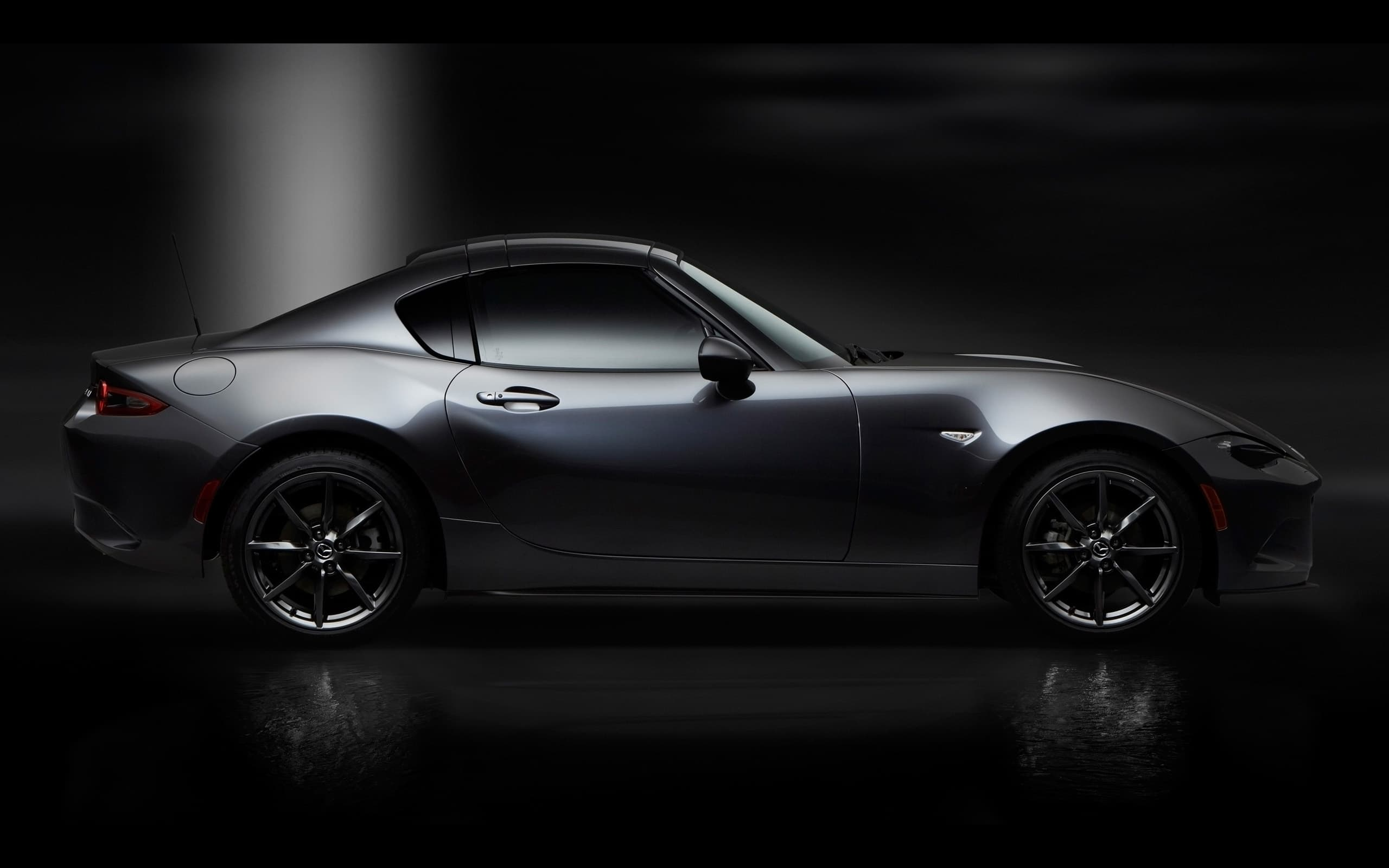 Mazda MX 5 RF 2017 HD wallpaper