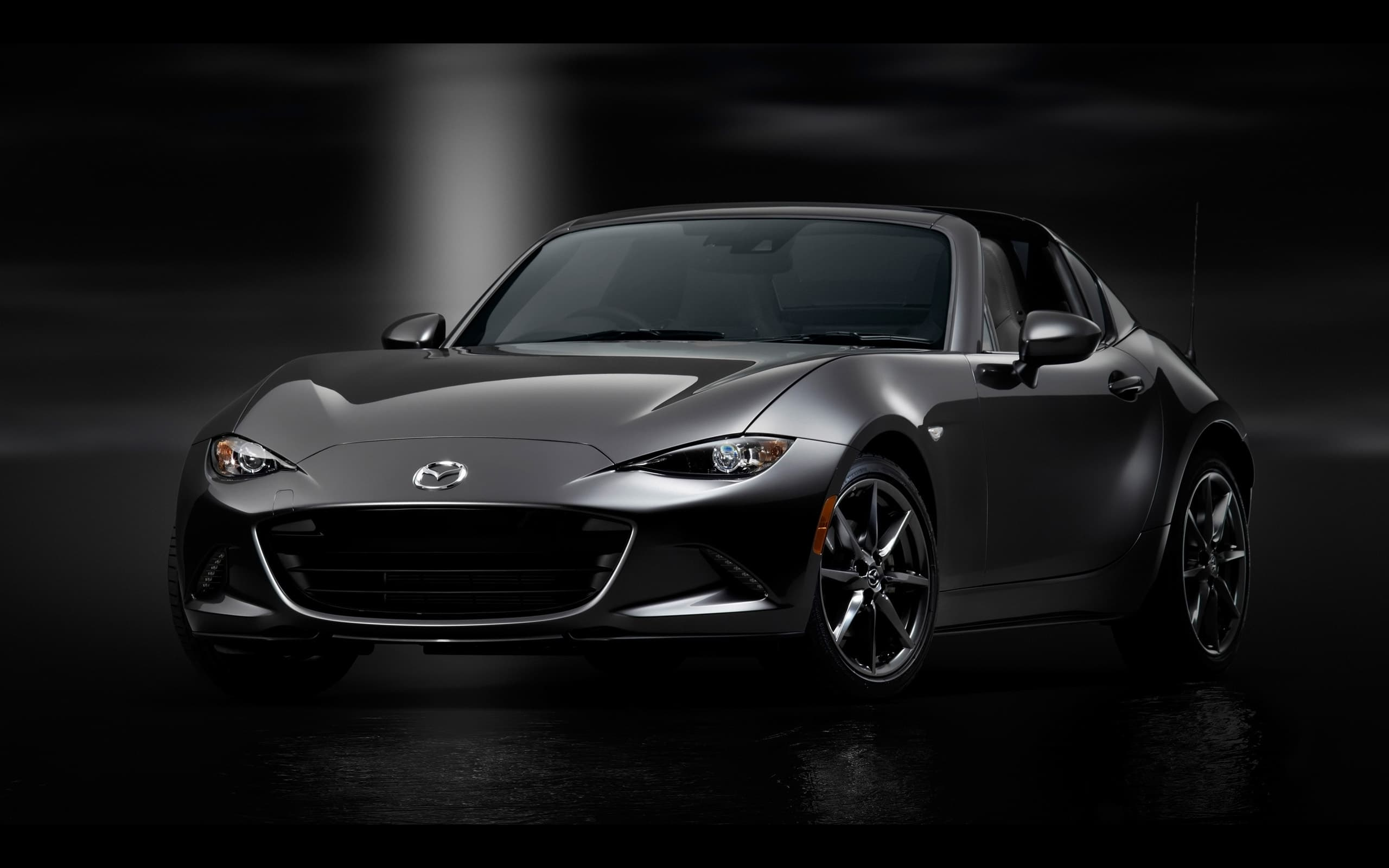 mazda mx 5 rf 2017 wallpapers hd high quality. Black Bedroom Furniture Sets. Home Design Ideas