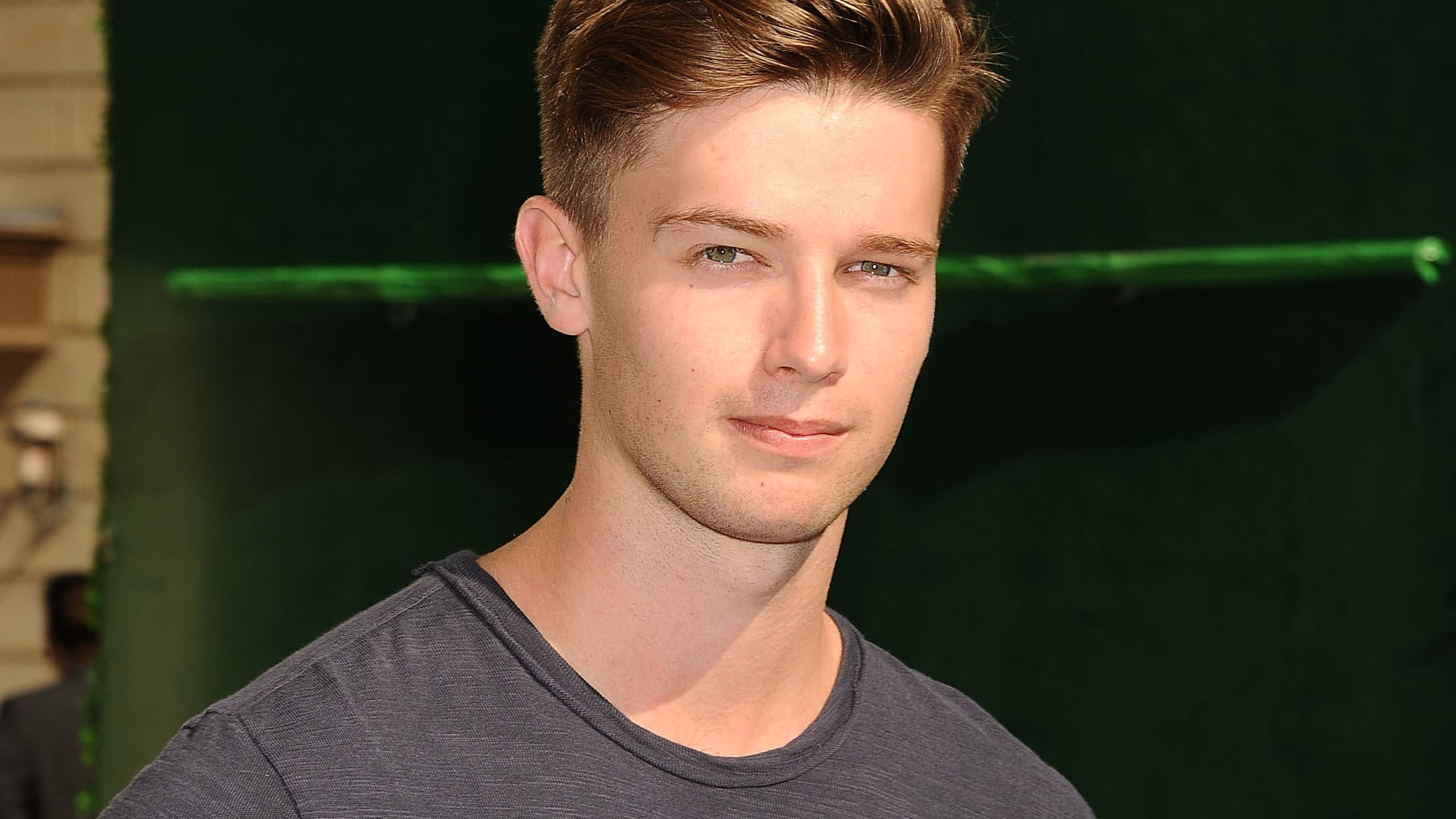 Patrick Schwarzenegger HD wallpaper