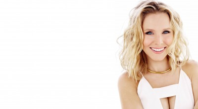 wallpapers of Smile Kristen Bell for desktop