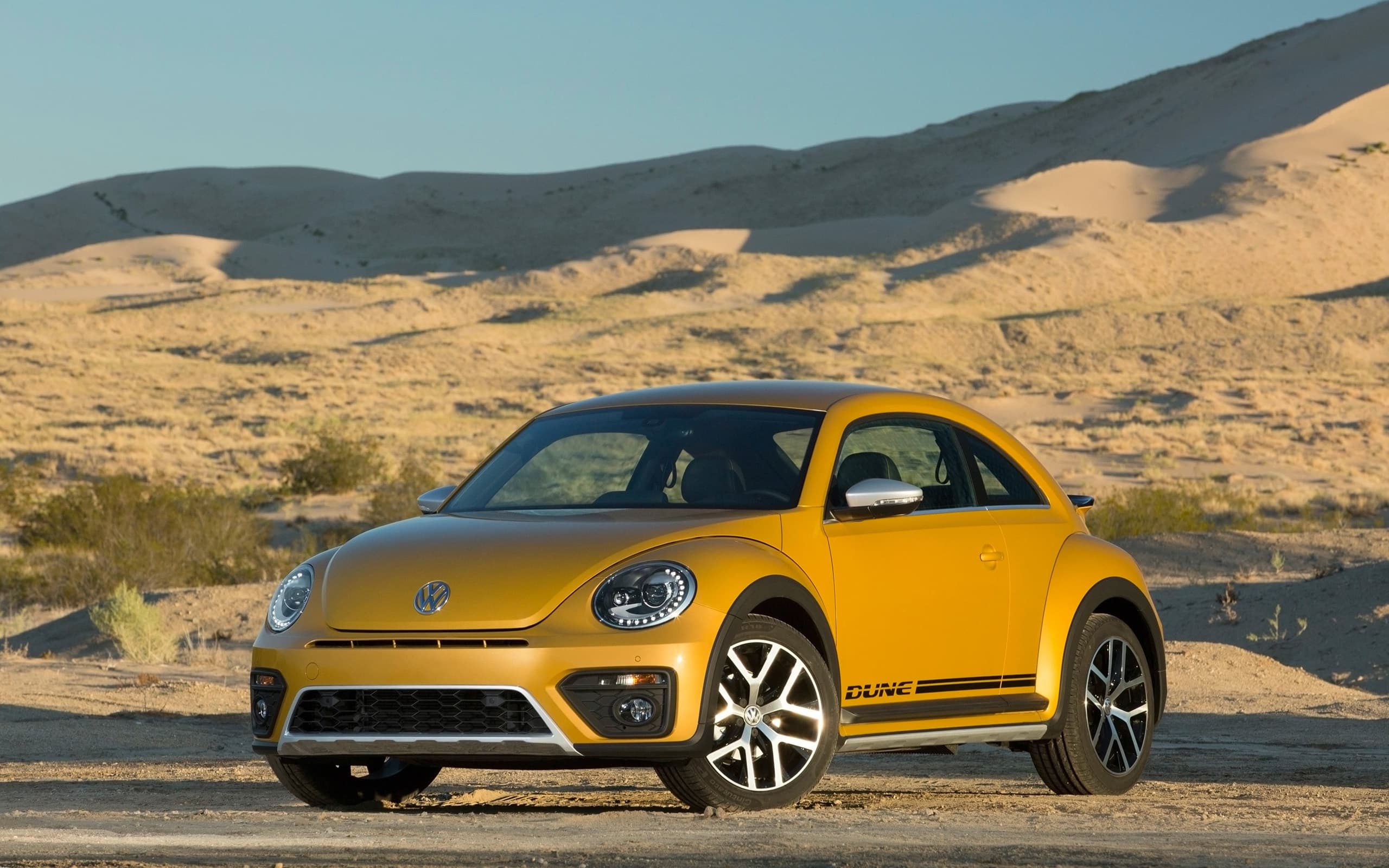 Volkswagen Beetle Dune 2017 High Resolution