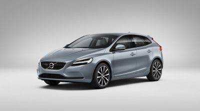 new Volvo V40 4k wallpaper