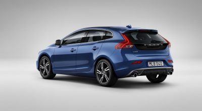 2016 Volvo V40 wallpaper HD 1080p