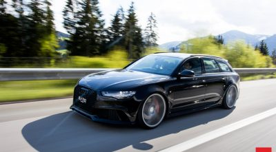 HD Audi RS6 Avant 2016 wallpaper