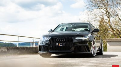 Audi RS6 Avant 2016 High Quality