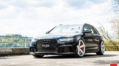 Audi RS6 Avant 2016 background pictures
