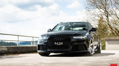 Audi RS6 Avant 2016 High Resolution