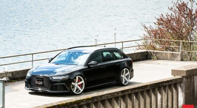 pictures of Audi RS6 Avant 2016 custom full HD