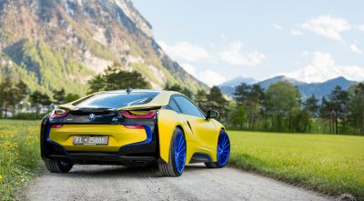 BMW i8 2016 wallpaper HD 1080p