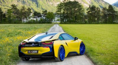BMW i8 2016 High Quality wallpaper
