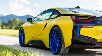 BMW i8 2016 background pictures