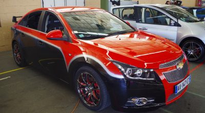 Chevrolet Cruze sport edition tuning