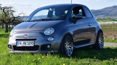 2015 Fiat 500 High Resolution wallpapers