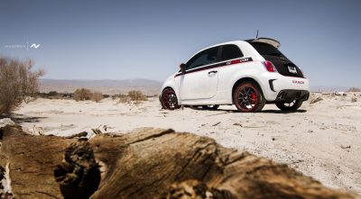 Fiat 500 tuning HD photo