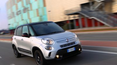 wallpapers of Fiat 500L for desktop