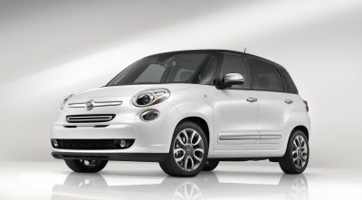 Fiat 500L Lounge wallpaper 01