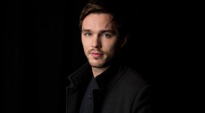 Wallpaper of Nicholas Hoult HD 1080p