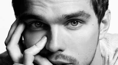 Nicholas Hoult for Android