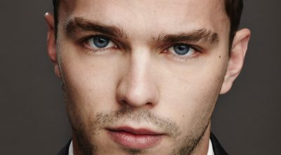 Nicholas Hoult for mobile phones