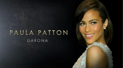 Paula Patton as Garona Warcraft movie background pictures
