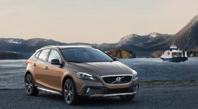 Volvo V40 HD Wallpapers
