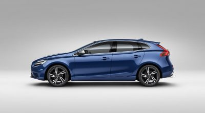 Wallpaper of Volvo V40