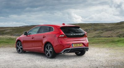 Volvo V40 2016 redesign desktop background
