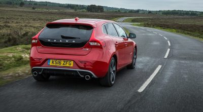 Volvo V40 D3 R HD photo