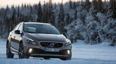 2016 Volvo V40 cross Country wallpaper