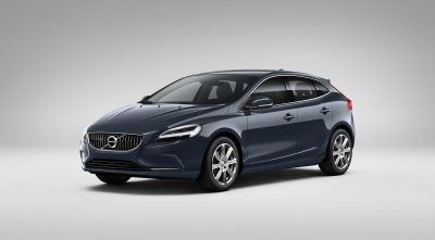 Volvo V40 cross country computer wallpaper