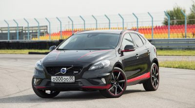 Volvo V40 tuning HQ wallpaper