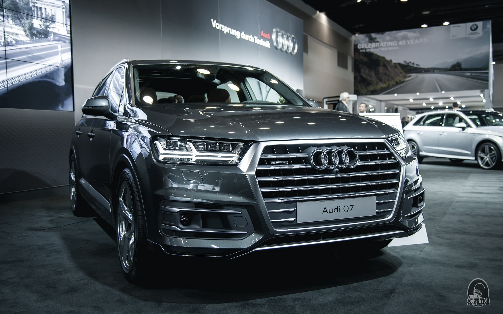 audi q7 2016 s line wallpapers high resolution 15. Black Bedroom Furniture Sets. Home Design Ideas