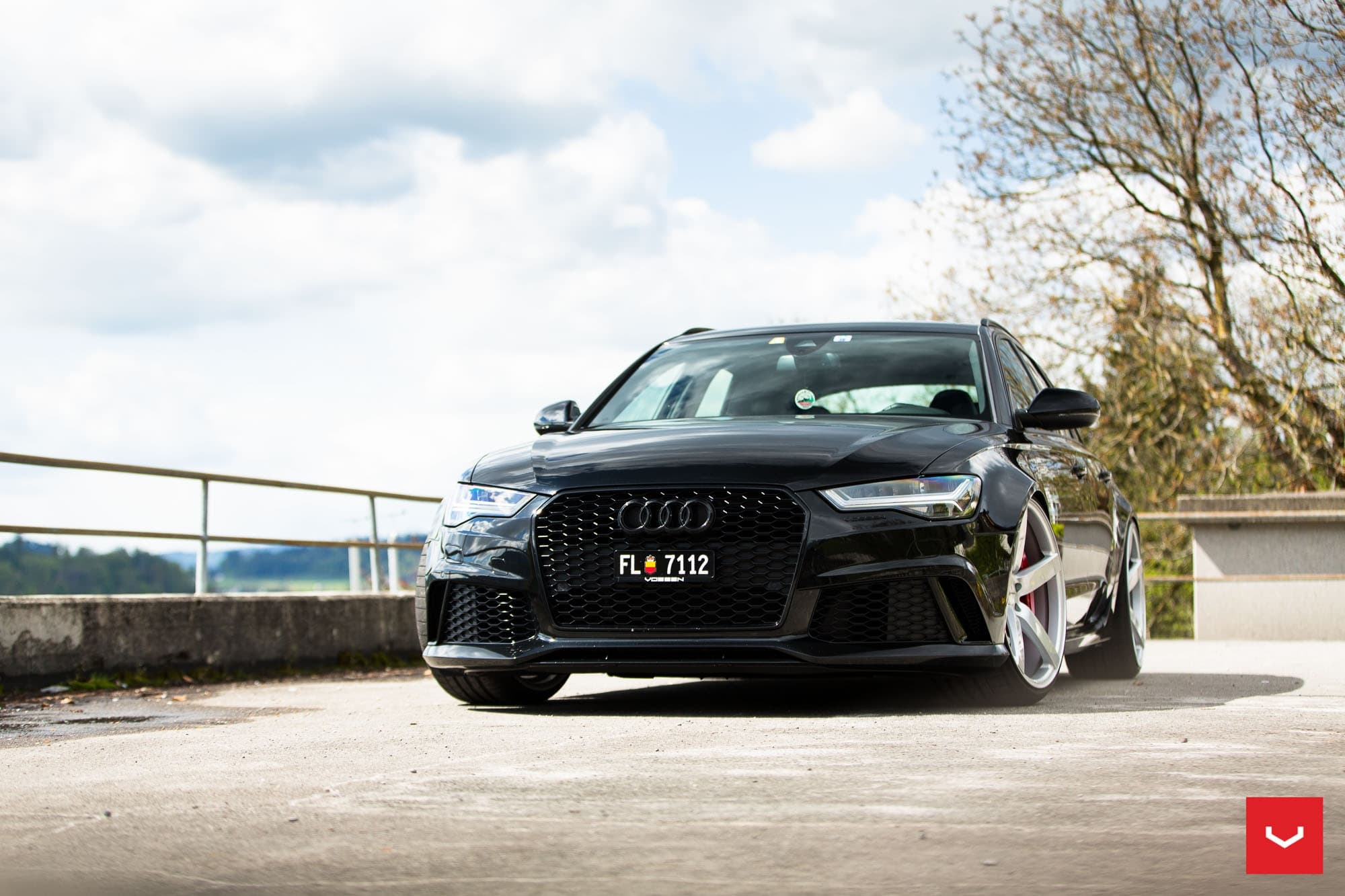 Audi RS6 Avant 2016 High Resolution wallpapers