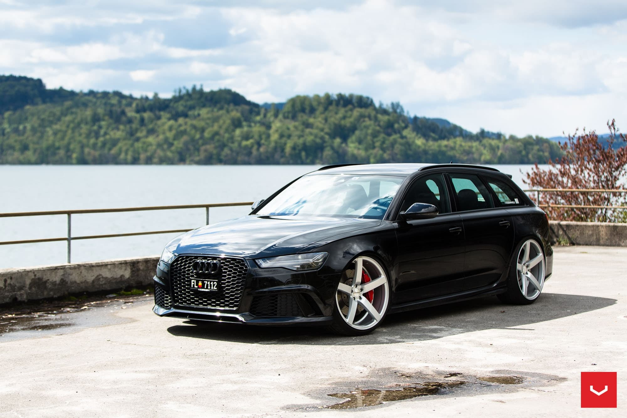 Audi Rs6 Avant 2016 Wallpapers High Resolution