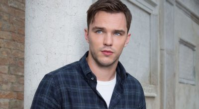 beautiful Nicholas Hoult 4k