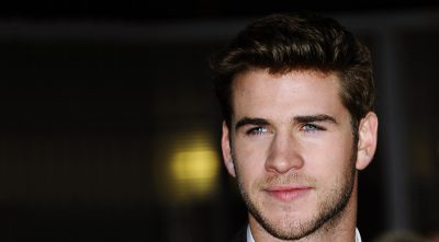 eyes Liam Hemsworth desktop wallpaper widescreen