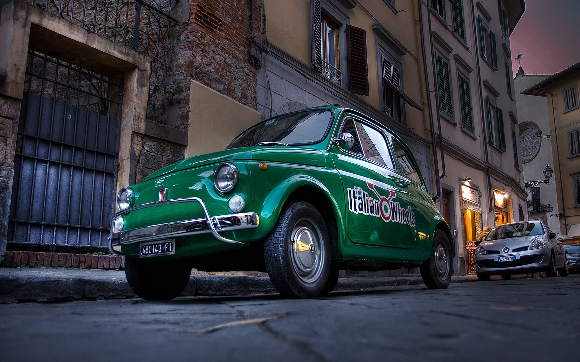30+ Fiat 500 HD Wallpapers for Desktop free Download
