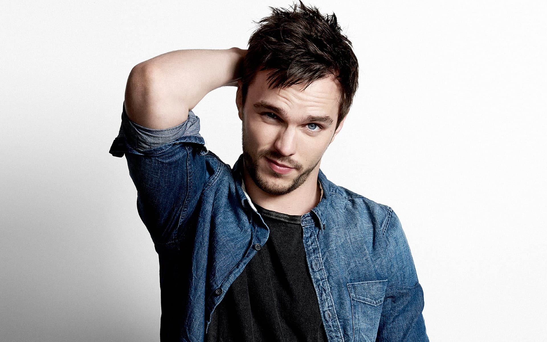 funny Nicholas Hoult HD Wallpapers