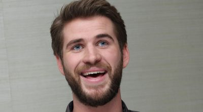 happy Liam Hemsworth High Quality wallpaper
