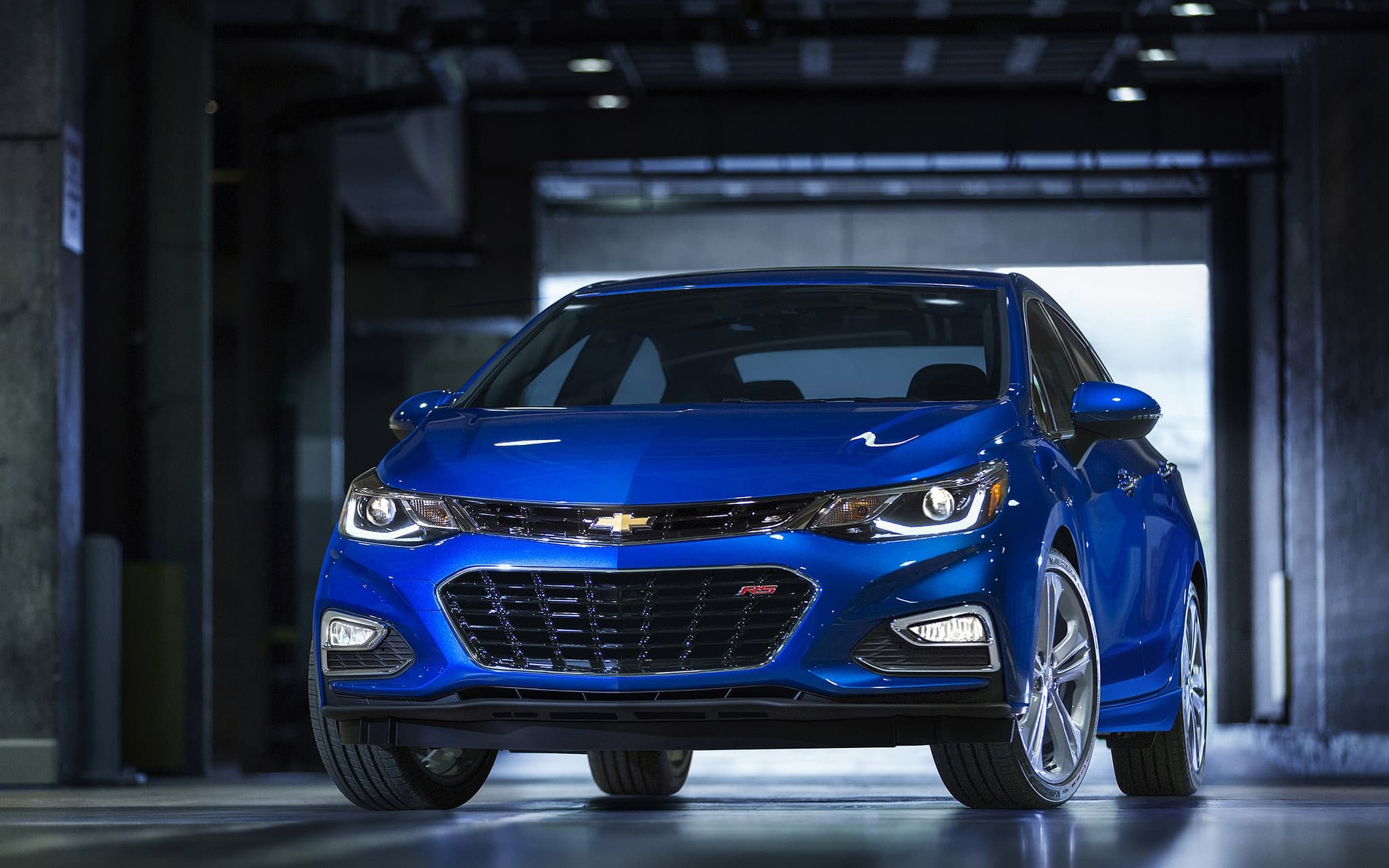 HD Chevrolet Cruze 2016 wallpaper